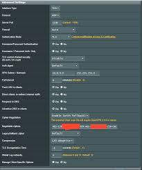 openvpn server settings connection very slow smallnetbuilder forums
