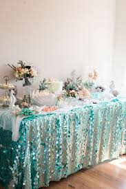 Mermaid Favors For Boys by The Sea Sweet Table From A Majestic The Sea Birthday