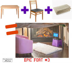 3 easy diy forts using household items the realistic mama