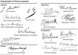 famous signatures cerca con google サイン pinterest search
