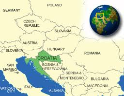 Map Of Croatia And Italy by Croatia Facts Culture Recipes Language Government Eating