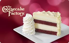 cheesecake delivery gift cards
