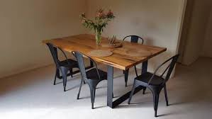 Recycled Timber Dining Table In Mornington Peninsula VIC Dining - Timber kitchen table
