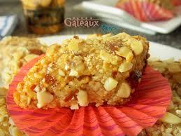 cuisine de gateau gateau algerien au miel et cacahuetes le cuisine de samar