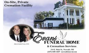 funeral homes columbus ohio funeral services and cremation services norwalk ohio