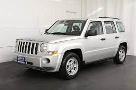 jeep patriot 2009 for sale used jeep patriot for sale in snohomish wa edmunds