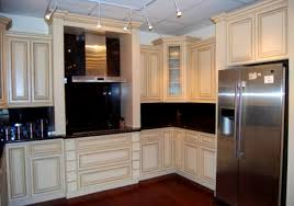 Kitchen Cabinet Bin Paint Color To Go With Antique White Cabinets Favorite Antique