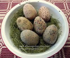 primitive easter eggs 33 best easter images on easter crafts easter decor and
