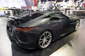 lexus lfa interior lexus lfa at sema 6speedonline porsche forum and luxury car