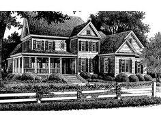 Southern Living House Plans With Basements by Mama Crovatt U0027s House R N Black Associates Inc Southern