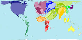 america in world map 37 maps that explain how america is a nation of immigrants vox