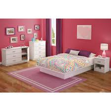 Pink Tool Box Dresser by South Shore Libra 3 Drawer Pure White Dresser 3050028 The Home Depot