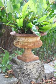 367 best urns beautifully aged images on pinterest garden