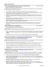 Bpo Sample Resume by Architectural Project Manager Resume 1 Resume Th 12569 88 Place