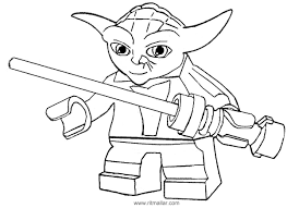 star wars character yoda coloring pages u2013 barriee