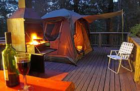camping become one with nature at sa u0027s national parks sandton