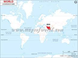 togo location on world map where is iran location of iran