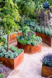 Small Garden Bed Design Ideas Sunset Magazine