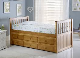 Mattress Next Day Delivery Bedmaster by Bedmaster Pine Maple Guest Bed From Mattressnextday