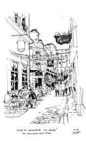montecalvario architectural sketches sketches and architecture