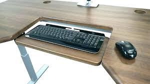 Office Desk Keyboard Tray Keyboard Tray For Desk Adjustable Desk Keyboard Tray