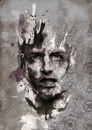 amazing portrait illustrations by florian nicolle behance