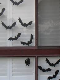 giggleberry creations halloween window silhouette diy