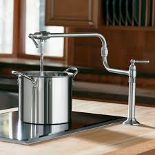 deck mounted pot filler kitchen u2014 the decoras