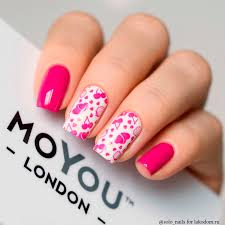 31 best moyou london kitty stamping nail images on pinterest