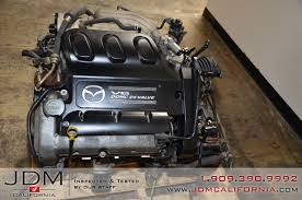 jdm mazda mpv 2002 2006 aj engine 3 0l v6 motor jdm of california