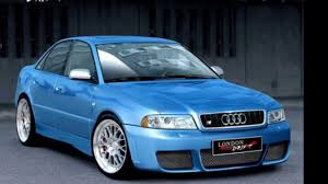 audi a4 b5 tuning body kit youtube