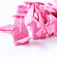 amazon com japanese origami crane garland wedding photography