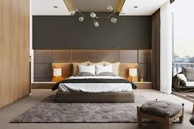 peinture chocolat chambre couleur de chambre moderne le marron apporte le confort