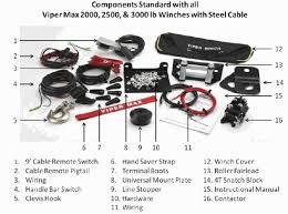 viper max 5000 lb winch sidebysidestuff com
