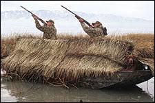 Ez Duck Blind Boat Blind Review