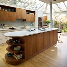 Laminate Wood Floors In Kitchen - enchanting small space kitchen ideas display marvelous black