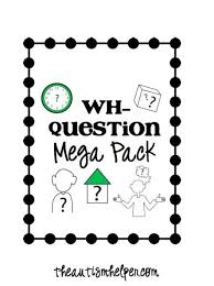 96 best wh questions images on pinterest wh questions language