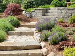 garden ideas garden edging lawn care easy to maintain garden