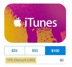 gift cards discount paypal is offering digital itunes gift cards with a 10 to 15