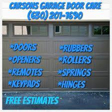 garage door repair aurora il carsons garage door care home facebook