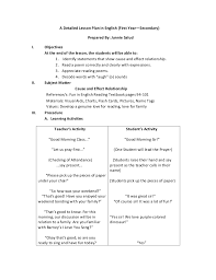 lesson plan outline elementary music lesson plan template sample