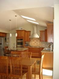 kitchen cabinets with vaulted ceiling beautiful kitchens with