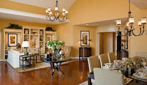 Model Homes Images Interior Single Family Homes Model Home - Model homes interiors