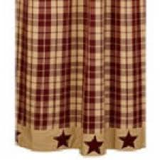 Shower Curtain Brands Primitive Shower Curtains Simplify Primitive Country Home Fabric