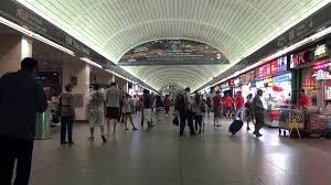 Penn Station Amtrak Map by Inside Penn Station New York Youtube