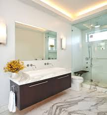 san francisco bathroom sink cabinets modern with transom window