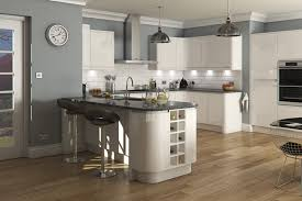 Buying Kitchen Cabinet Doors Welford Bright White Luca Gloss White Kitchens Buy Welford