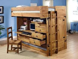 Bed With Stairs And Desk Loft Beds With Dresser Loft Bed With Dresser And Desk Loft Bed
