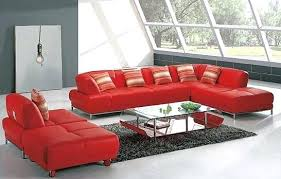 red leather sectional sofa contemporary u2013 forsalefla