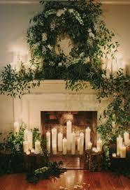 best 25 christmas fireplace decorations ideas on pinterest